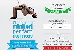Italiaonline local, nuova soluzione integrata per la comunicazione locale