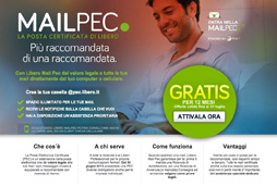 Italiaonline presenta Libero Mail PEC