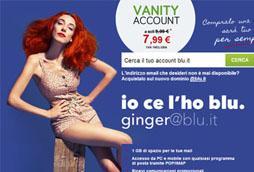 Con il Vanity Account di Italiaonline lo username che desideri sarà tuo per sempre