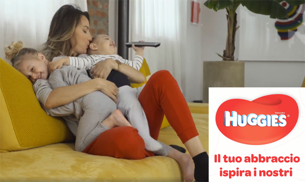 Huggies entrusts its digital campaign to Italiaonline and FattoreMamma