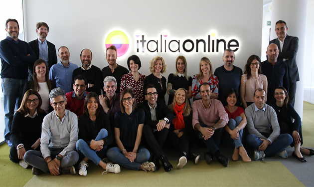 Italiaonline, boom of the vertical portals