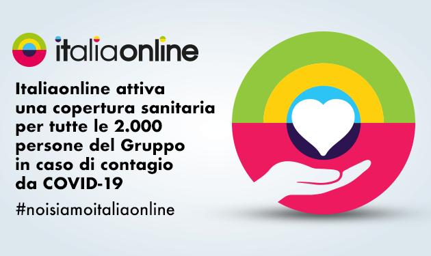 Italiaonline attiva copertura sanitaria in caso di contagio da Coronavirus per tutte le persone del Gruppo