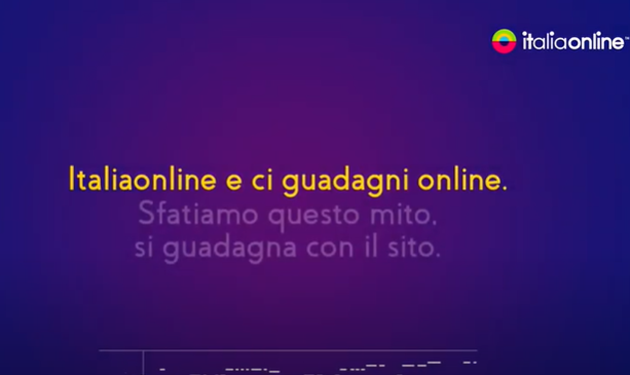 New TV, radio and digital campaign for Italiaonline
