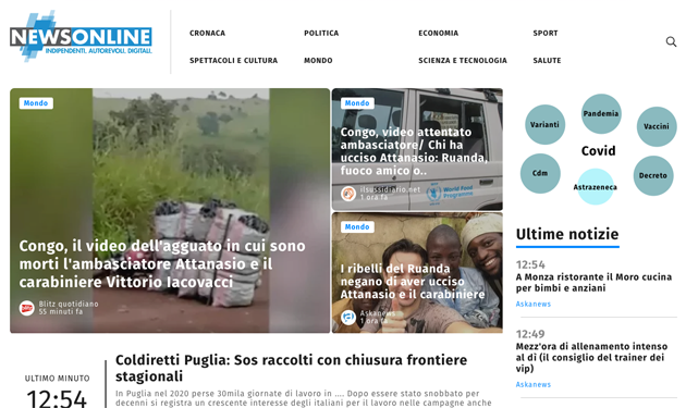 Italiaonline launches Newsonline.it