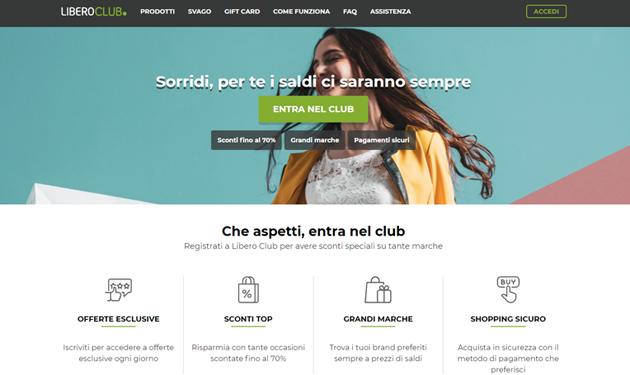 Italiaonline launches Libero Club