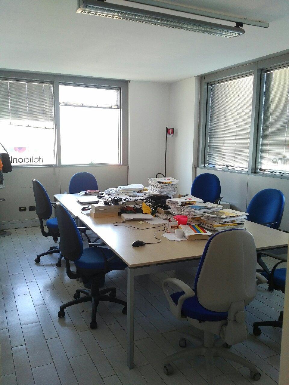 Italiaonline interni uffici Brescia