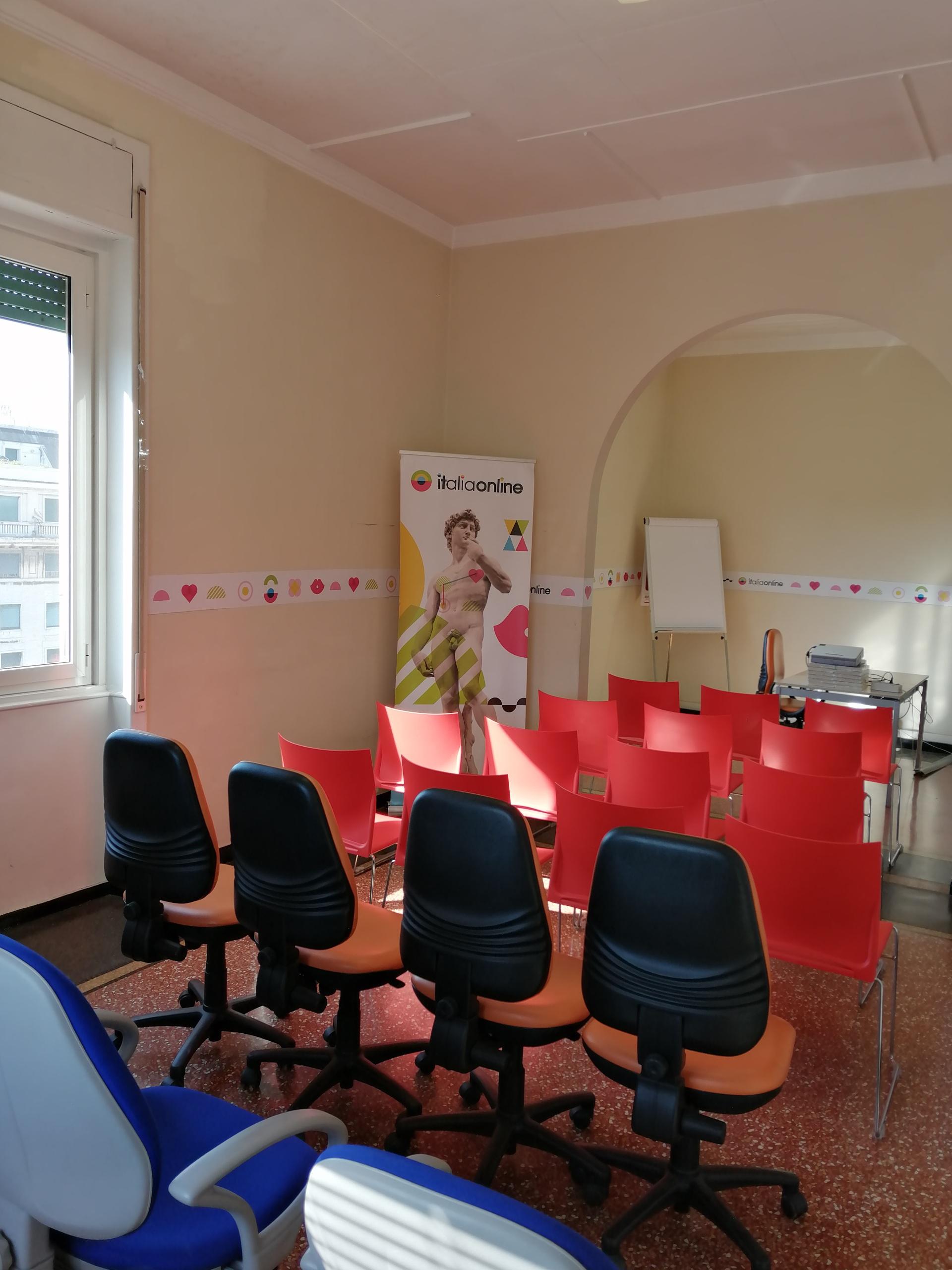 Sede IOL filiale di Genova