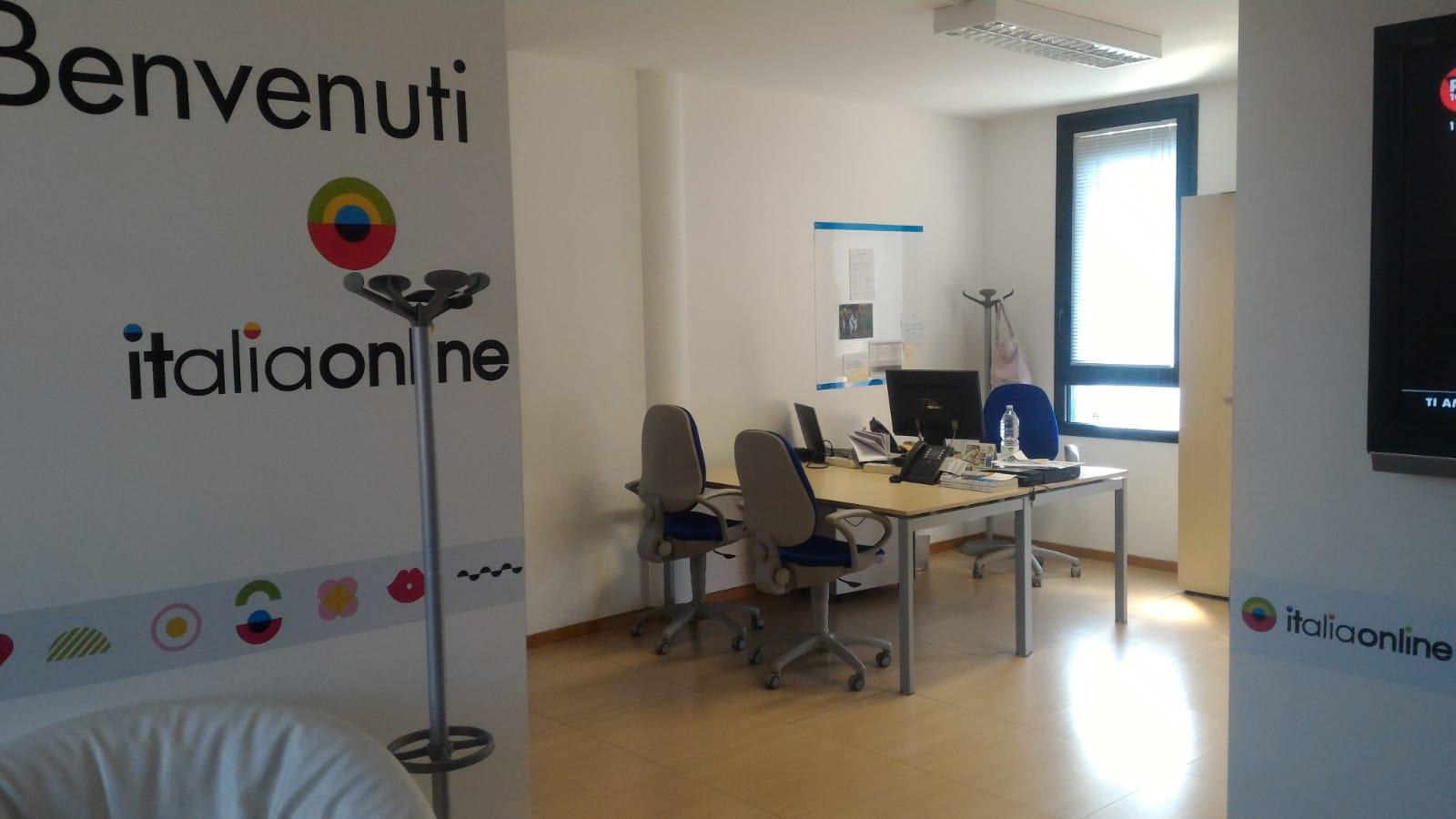Web Agency Gallarate Italiaonline ingresso interni