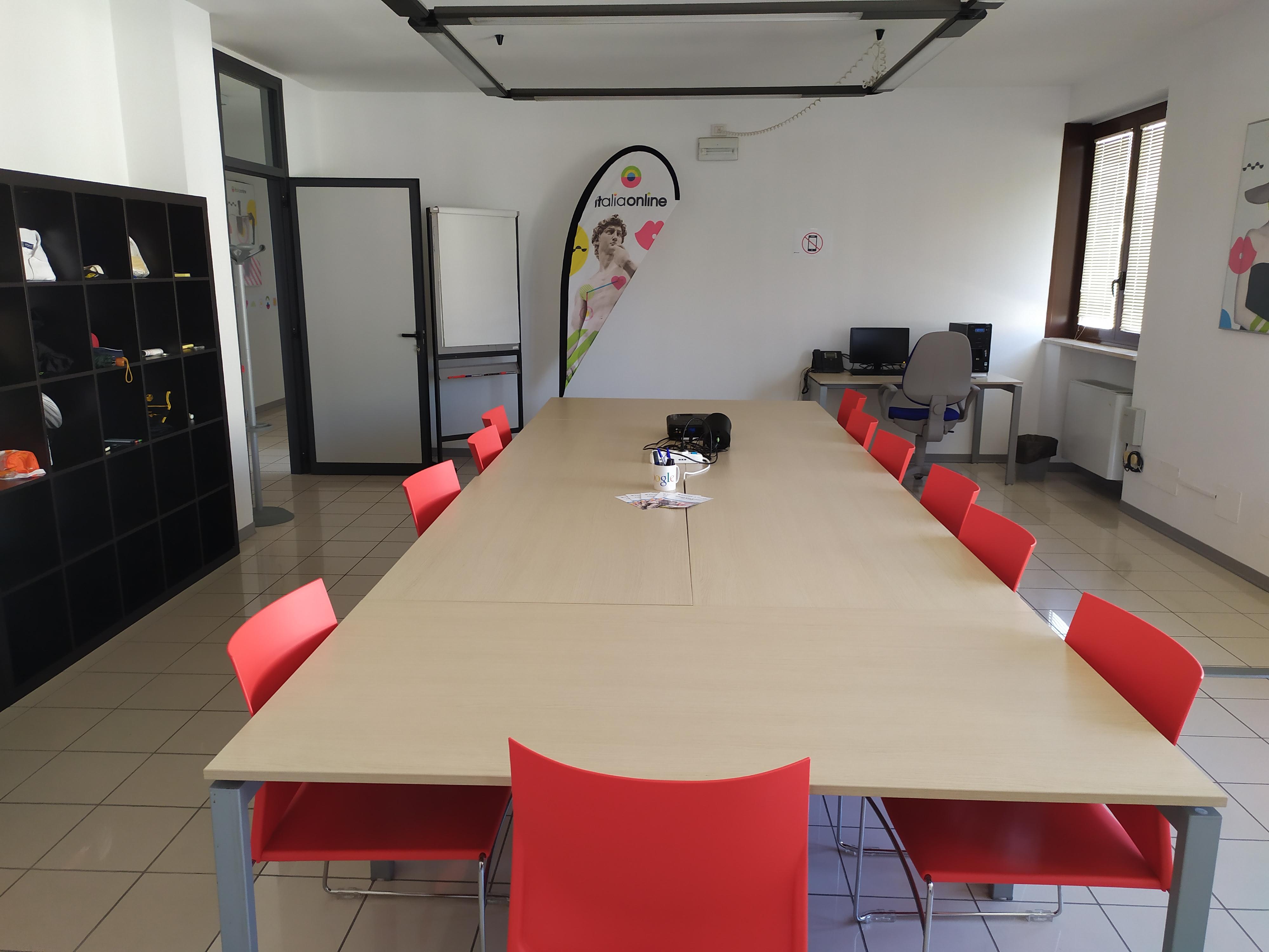 Web Agency IOL sede di Lecce interni