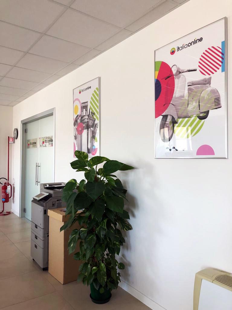 Web Agency Italiaonline Cesena uffici