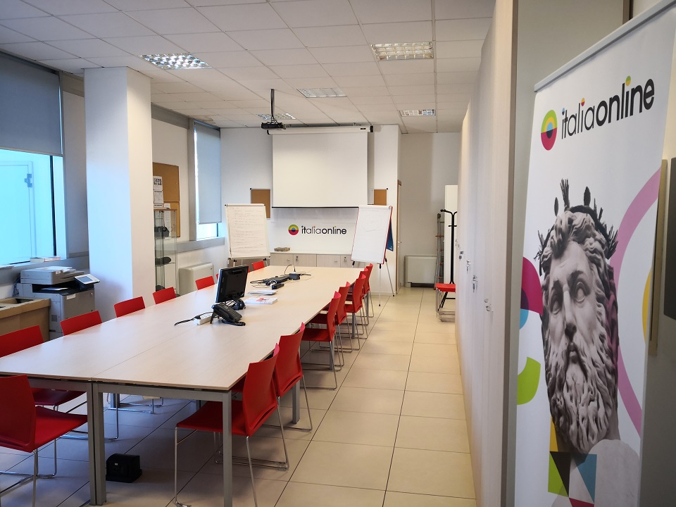 Web Agency Italiaonline Padova sala riunioni