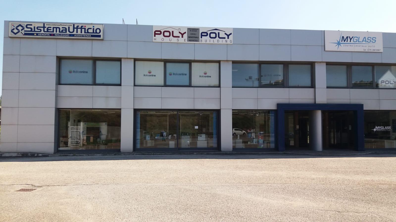 Web Agency Italiaonline Perugia esterno uffici