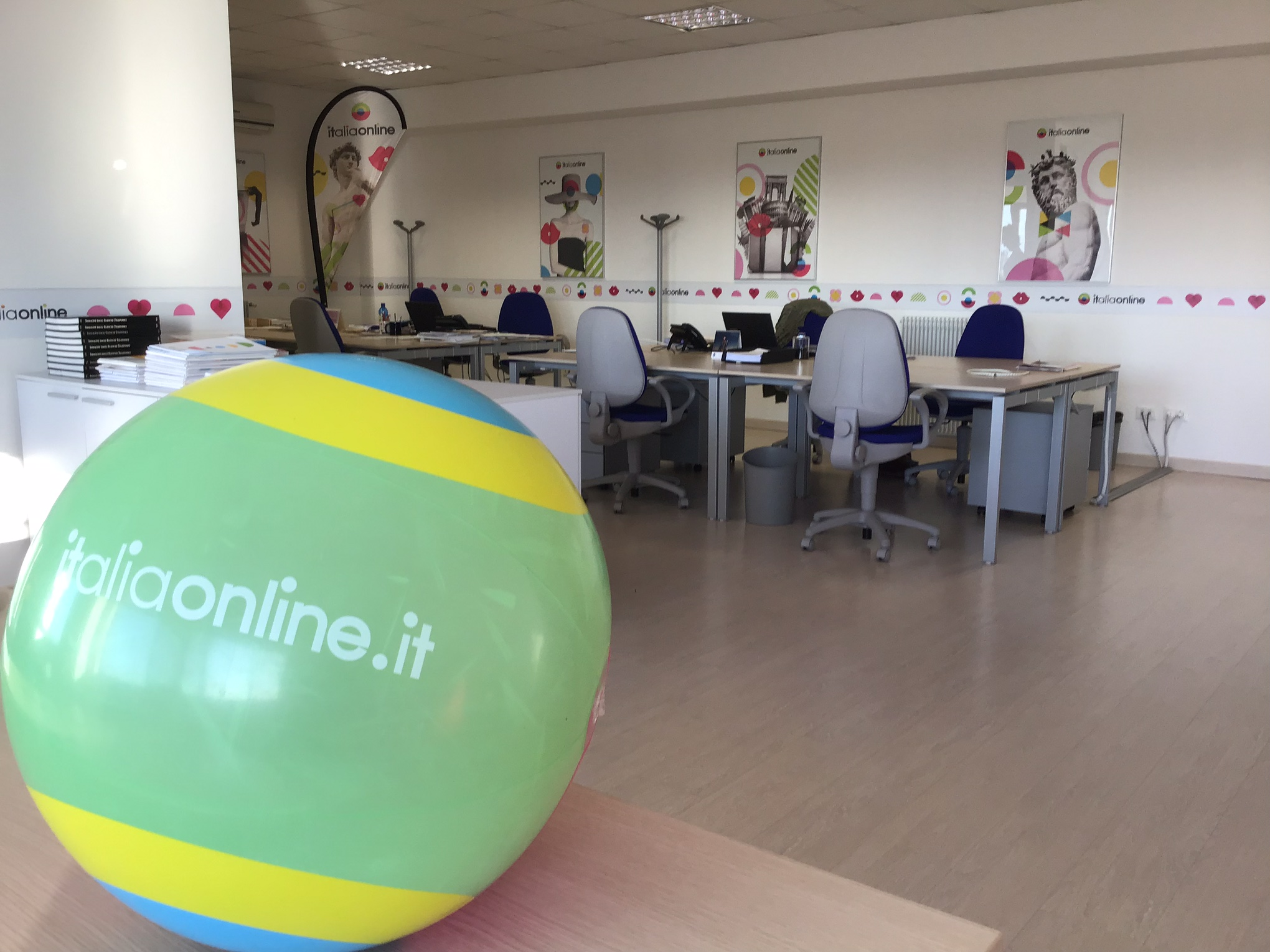Web Agency Italiaonline Pradamano a Udine uffici