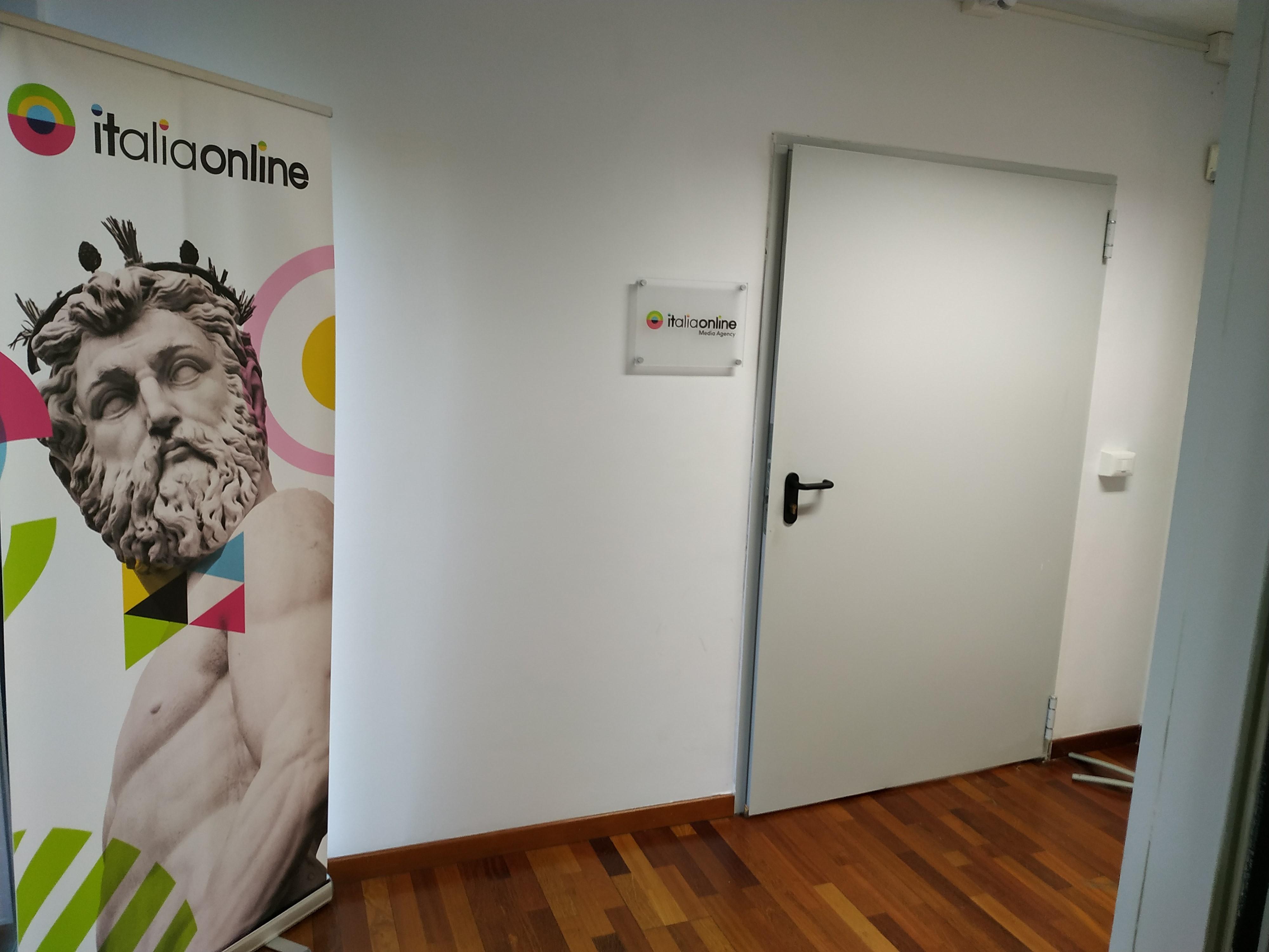 Web Agency Italiaonline Roma via Friuli uffici