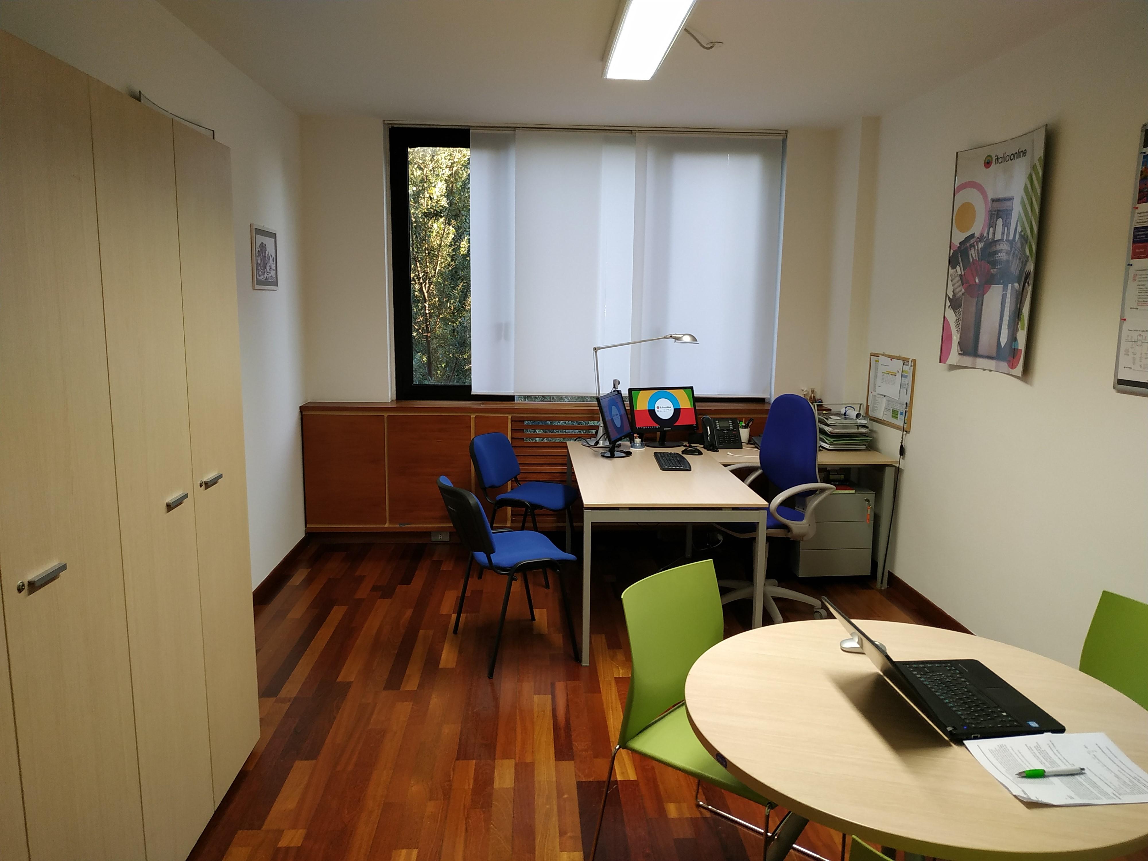 Web Agency Italiaonline Roma via Friuli