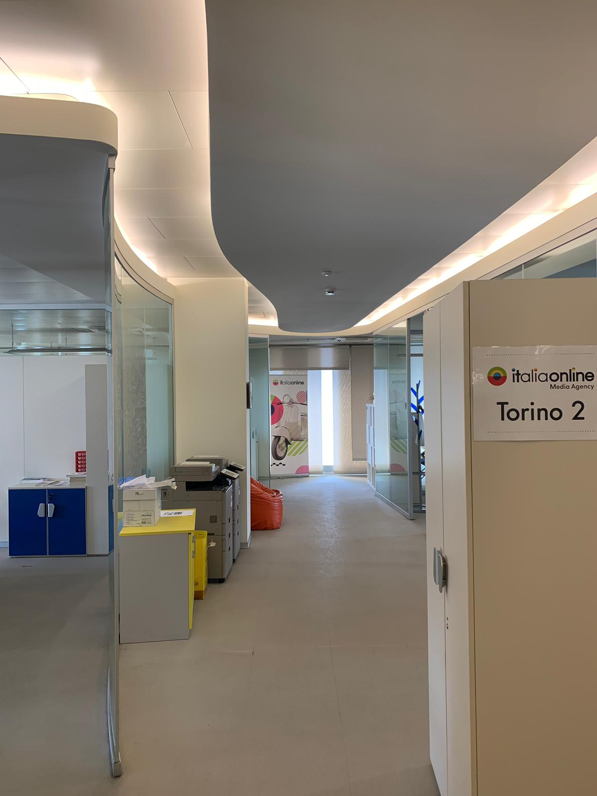 Web Agency Italiaonline Torino uffici