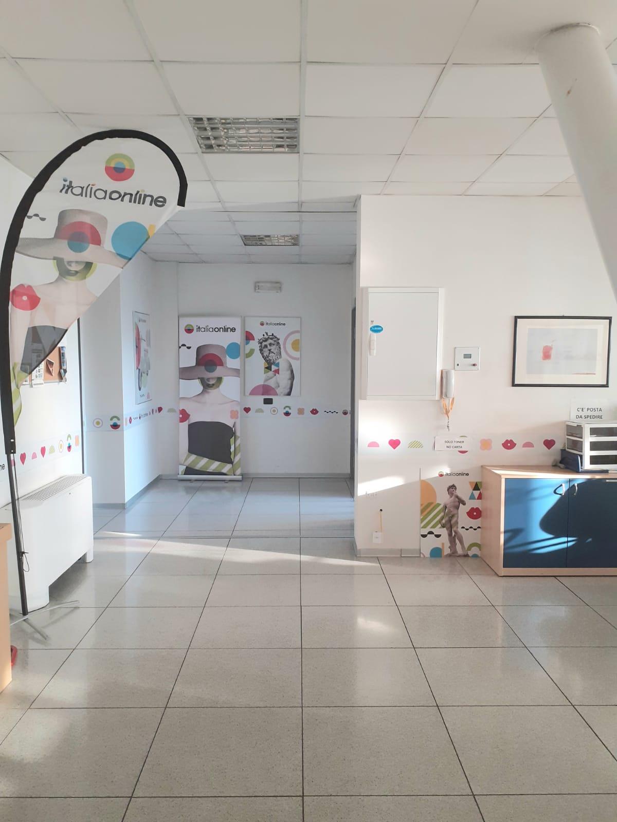 Web Agency Italiaonline Trento uffici interni