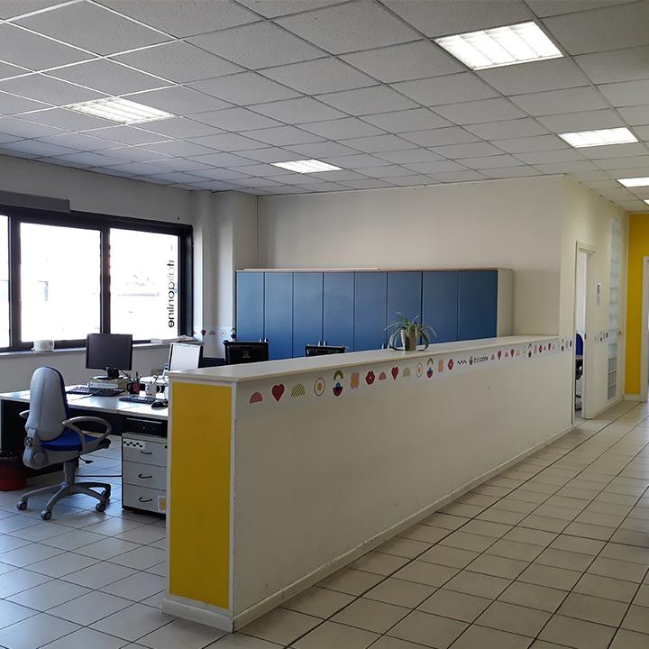 Web Agency Italiaonline Verona uffici