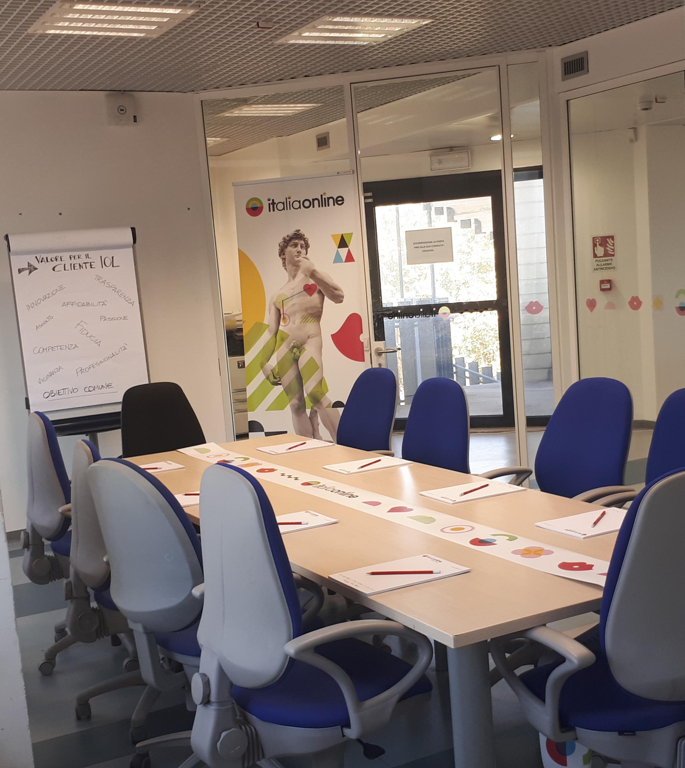Web Agency Italiaonline filiale di Roma