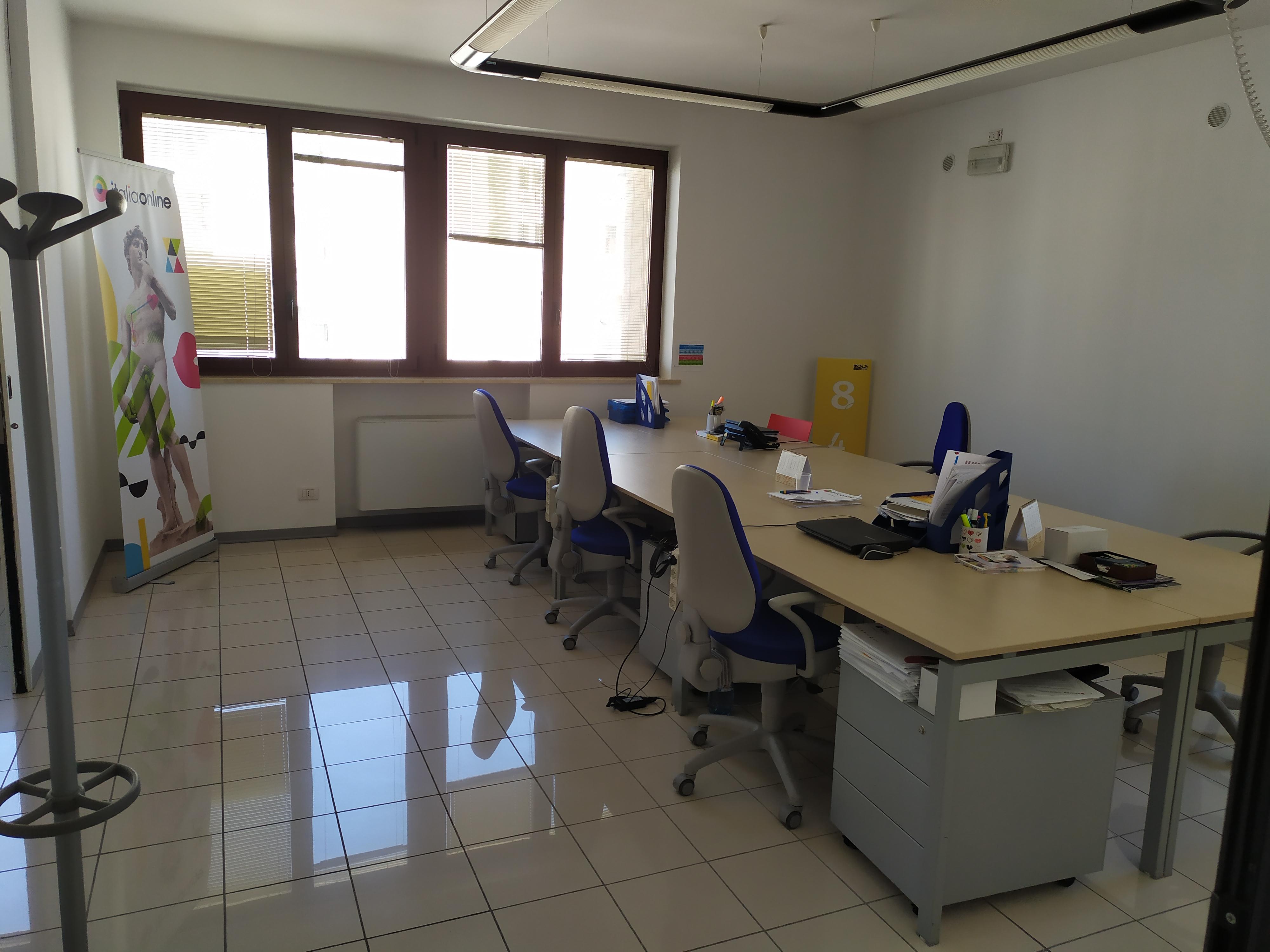 Web Agency Italiaonline sede di Lecce postazioni