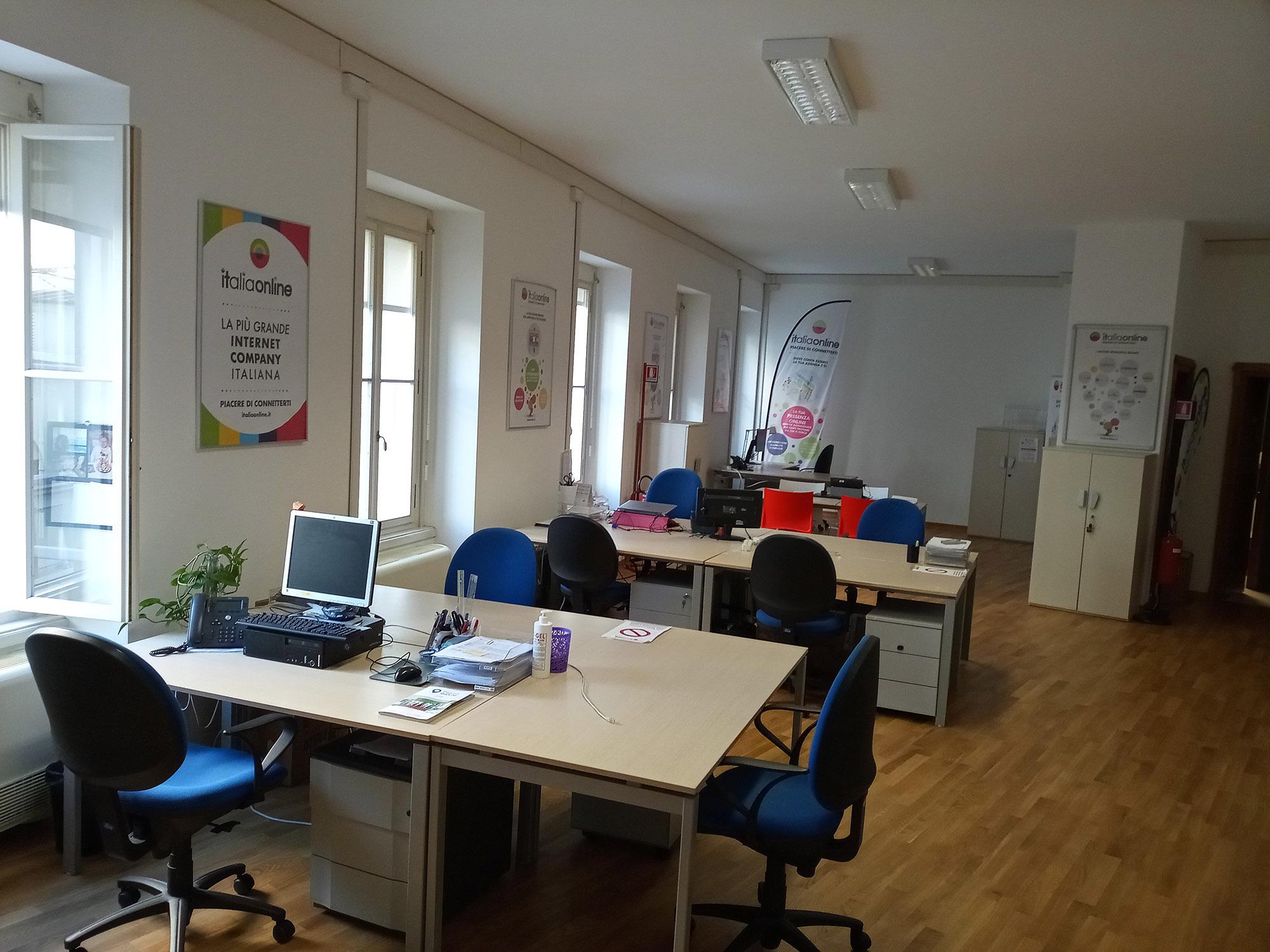 Italiaonline filiale di Trieste