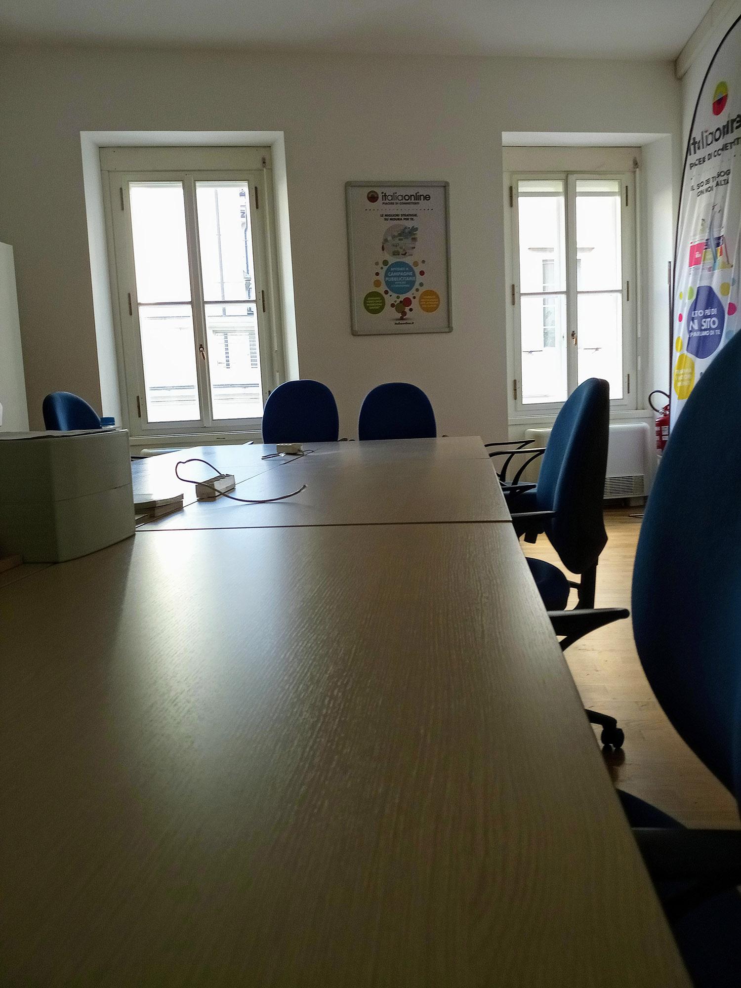 Italiaonline foto della sede di Trieste