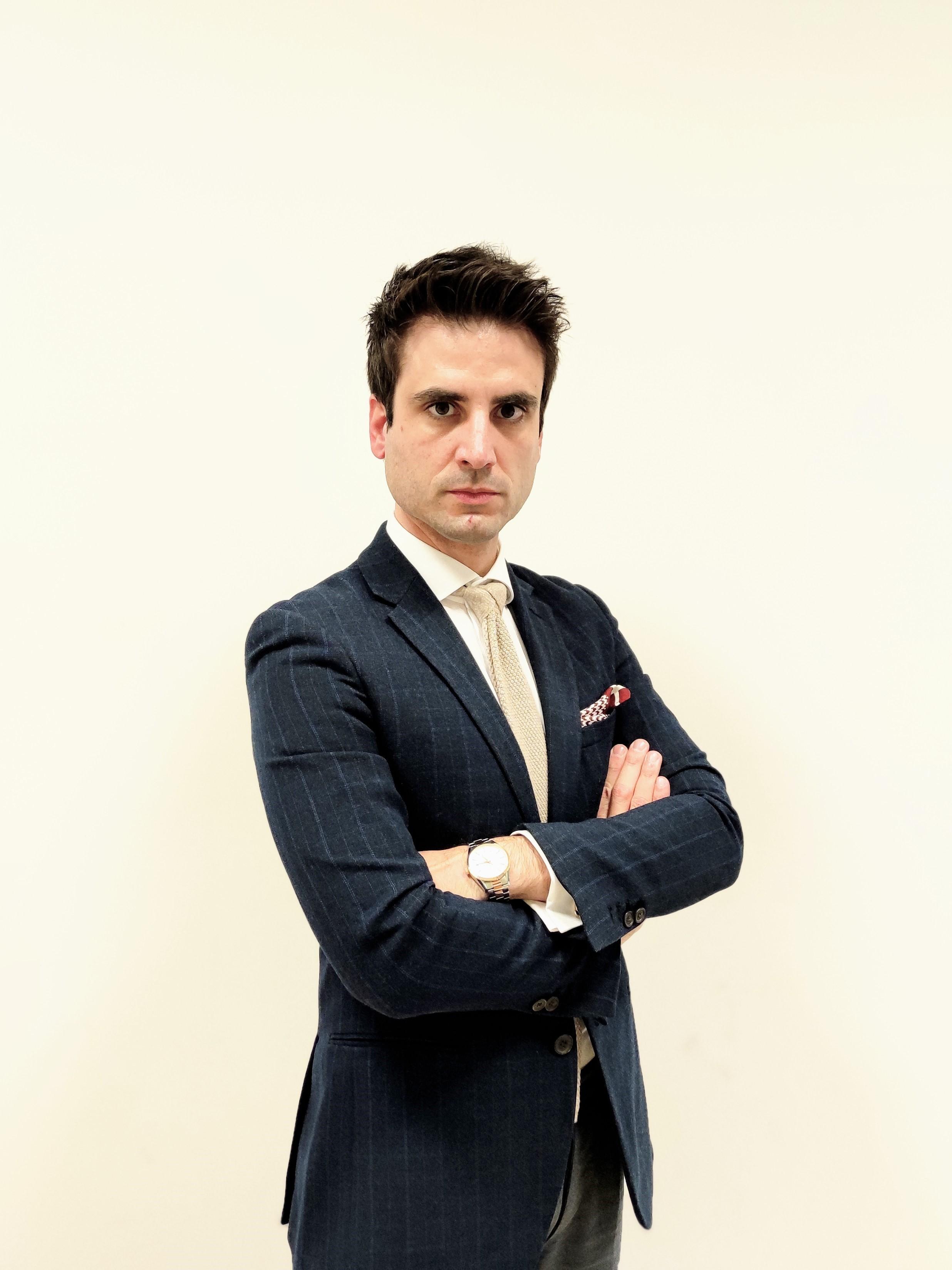 Matteo Longato Responsabile Italiaonline per Padova e Vicenza