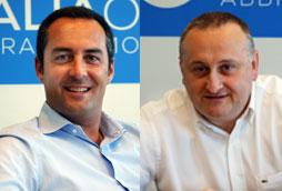 Gabriele Mirra nuovo VP della BU Portal e Mauro Binda nuovo VP Information Technology