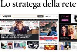 """""""Lo stratega della rete"""", intervista a Gabriele Mirra su Pubblicità Italia"""