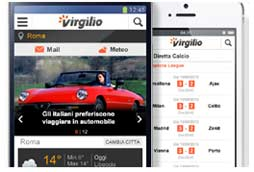 Italiaonline presenta Virgilio Mobile Touch