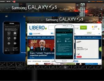 Samsung sceglie Italiaonline ADV per un nuovo progetto di comunicazione digitale