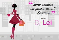 Di.Lei: the advertising campaign on Corriere.it