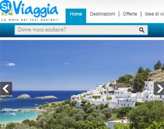 """SiViaggia, """"le mete dei tuoi desideri"""" nel nuovo vortal di Italiaonline"""