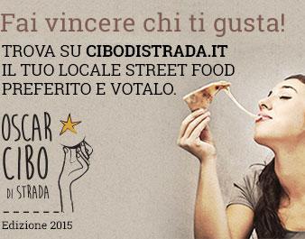 Vota i tuoi locali e cibi street food preferiti su Cibodistrada.it
