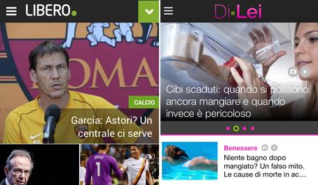 Italiaonline goes mobile: le app di Libero, Virgilio e dei vortal