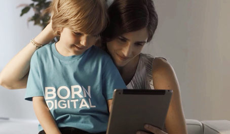 The Italiaonline commercial: digital excellence on tv