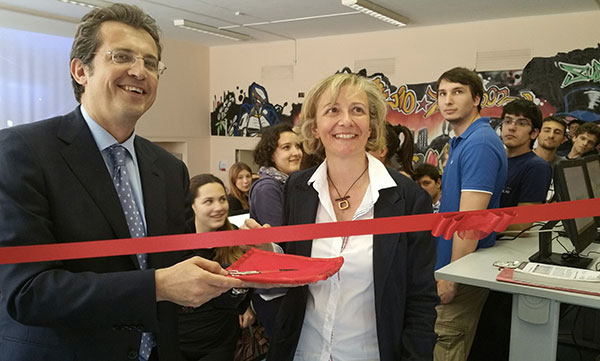 AFTER MILAN THE SECOND ITALIAONLINE LAB INAUGURATED IN ROME