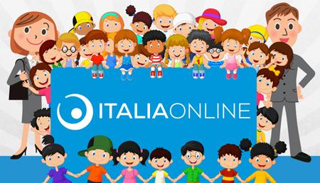"""""""Bimbi in ufficio"""" 2015, la festa di Italiaonline"""