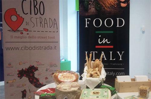 Cuneo: nuova tappa ExpoinViaggio con FoodInItaly e CiboDiStrada