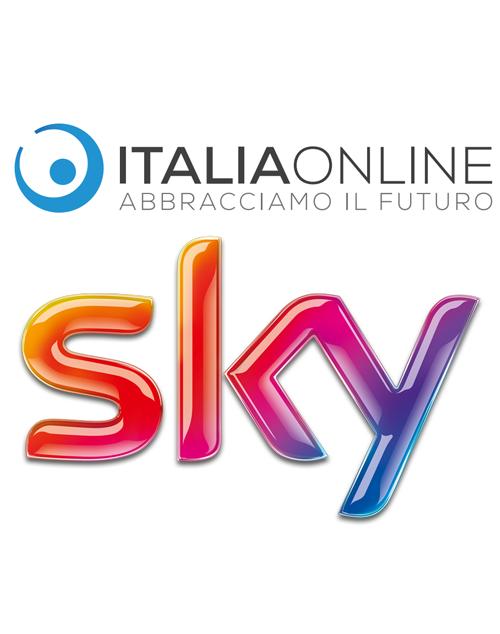 Italiaonline e Sky Italia insieme per nuove sinergie digitali