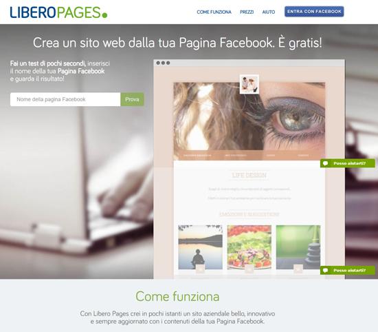 libero_pages_sito