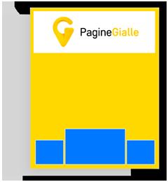 Pubblicità su PagineGialle - Cover