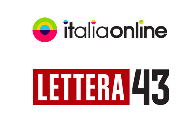 Italiaonline is the advertising sales agency of Lettera43