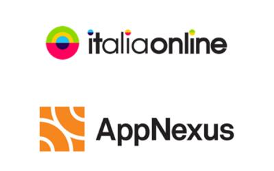 Italiaonline e Appnexus partner per il programmatic ADV