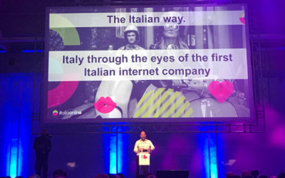 """The Italian way"": Italiaonline with Andrea Chiapponi at IAB Interact 2018"