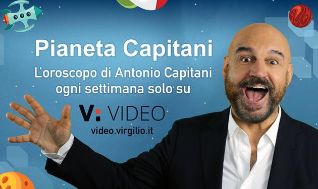Italiaonline lancia il nuovo video oroscopo di Antonio Capitani