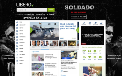 Italiaonline e 01 Distribution together for the launch of Soldado
