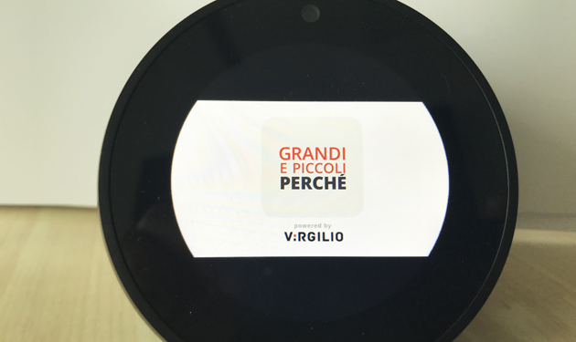 Italiaonline lands on Amazon Alexa with Virgilio Skills