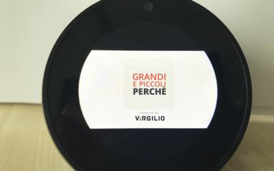 Italiaonline sbarca su Amazon Alexa con le Skill di Virgilio