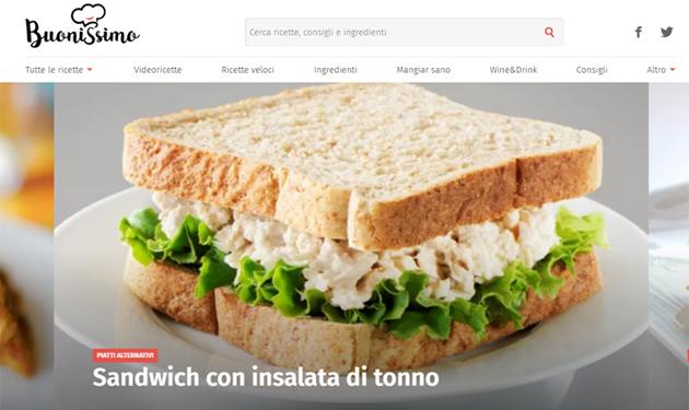 Le ricette di Buonissimo anche su Google Nest Hub